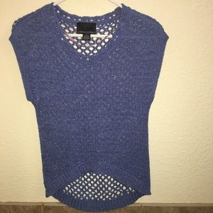 Cynthia Rowley knitted top